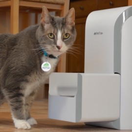 The Most Intelligent Pet Feeder… EVER!